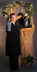 A Woodland Cinderella Puppet Show by Deborah Costine-Birthday Parties
